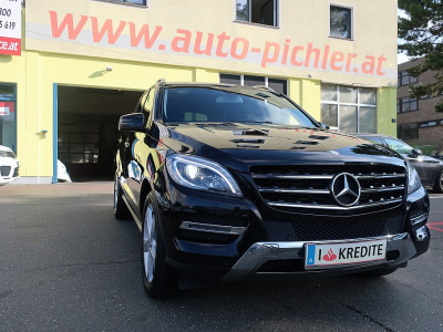Mercedes-Benz ML 250 BlueTEC 4MATIC A-Edition Aut. Airmatic bei BM    O.St. Auto-Pichler in